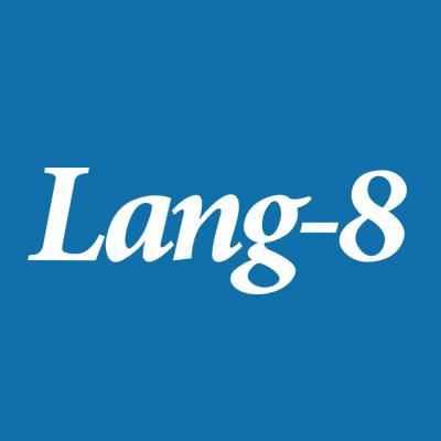 265cb1caa7 lang 8 logo